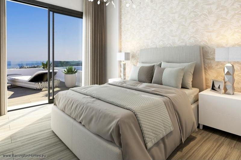 2, 3 & 4 Bedroom Luxury Apartments, La Gaspara, Estepona.