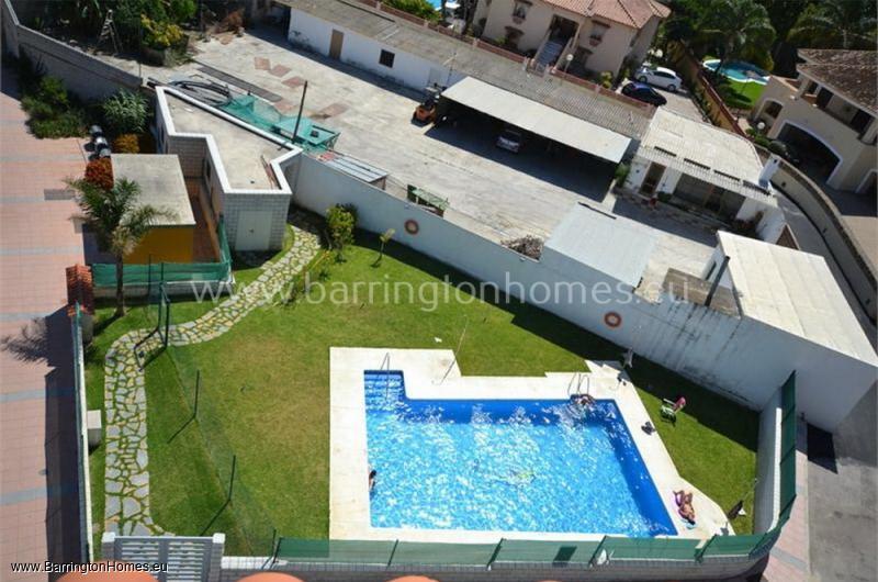 1 Bedroom Atico Penthouse, Villa Matilde, Sabinillas.