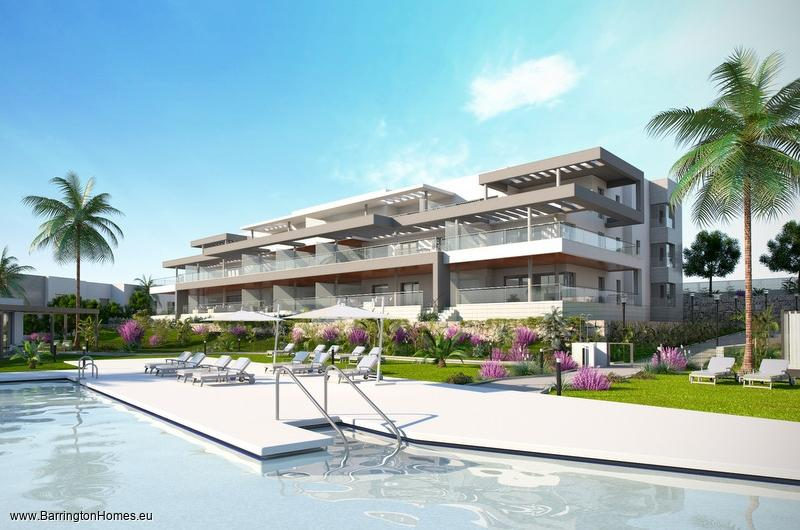 2, 3 & 4 Bedroom Homes, Valle Romano, Estepona.