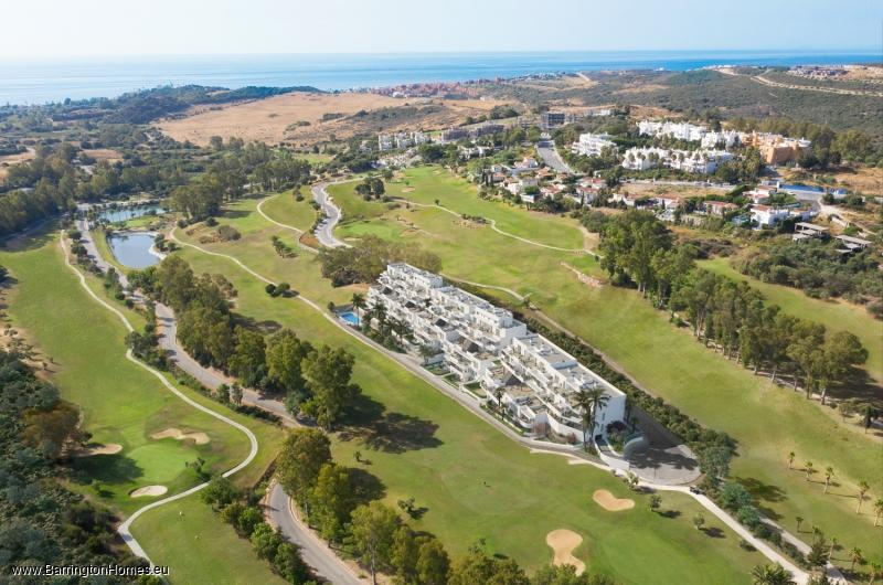 1, 2, 3 & 4 Bedroom Frontline Golf Apartments, Estepona Golf, Estepona.