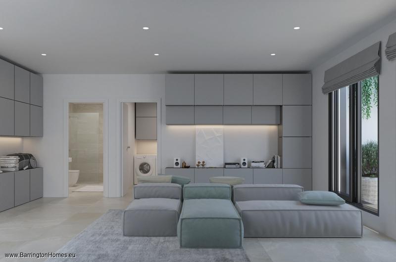 3 Bedroom Semi-Detached Villas, Atalaya Golf, Estepona.