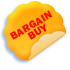 bargain buy
