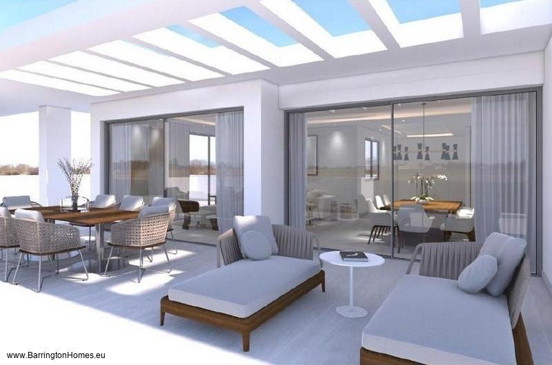 2 & 3 Bedroom Apartments, Alcazaba Lagoon, Casares.