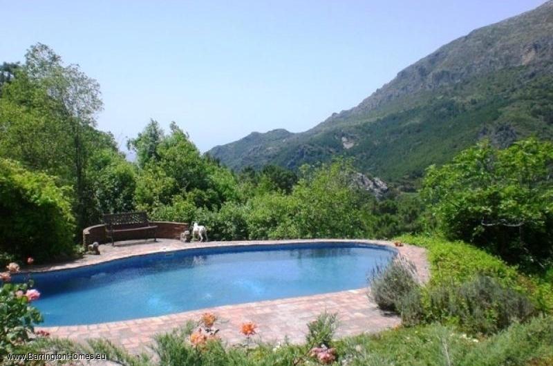 5 Bedroom Finca, Casares. Pool, Arquita, Casares