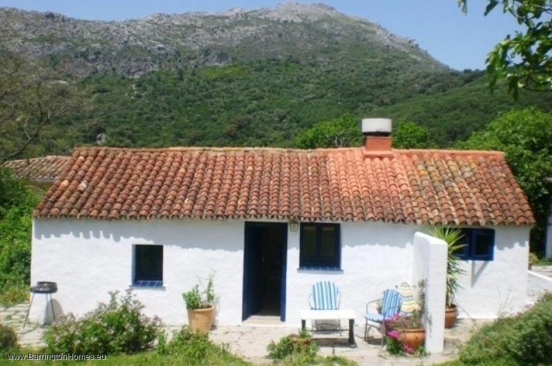 5 Bedroom Finca, Casares. Traditional stone house, Arquita, Casares