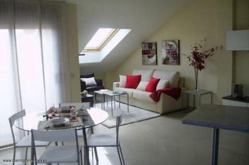 2 & 3 Bedroom Apartments, Villa Matilde, Sabinillas. Living Room, Villa Matilde
