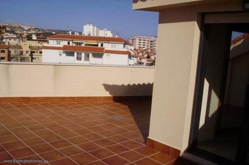 2 & 3 Bedroom Apartments, Villa Matilde, Sabinillas. Terrace, Villa Matilde