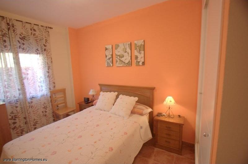 2 Bedroom Apartment, Marina Tropical, Casares Costa. Master Bedroom, Marina Tropical, Casares Costa