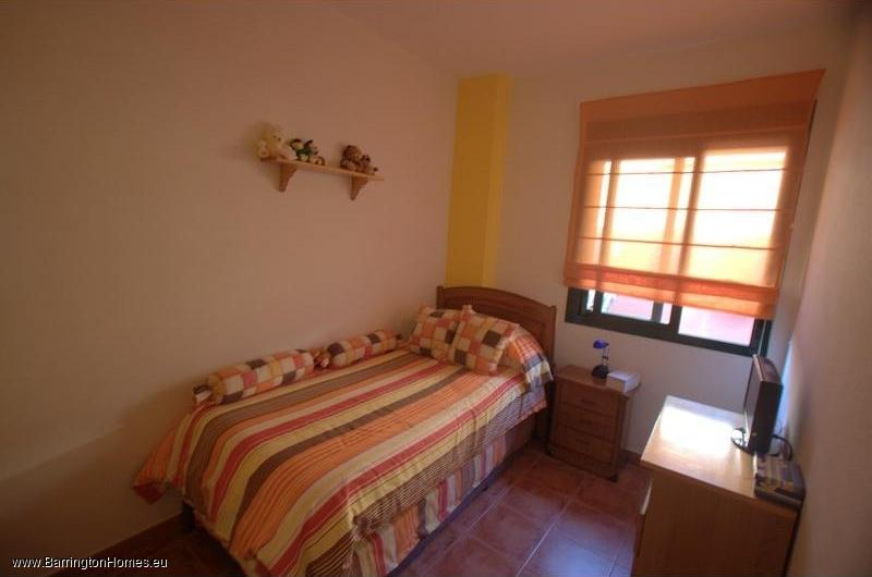 2 Bedroom Apartment, Marina Tropical, Casares Costa. Bedroom Two, Marina Tropical, Casares Costa