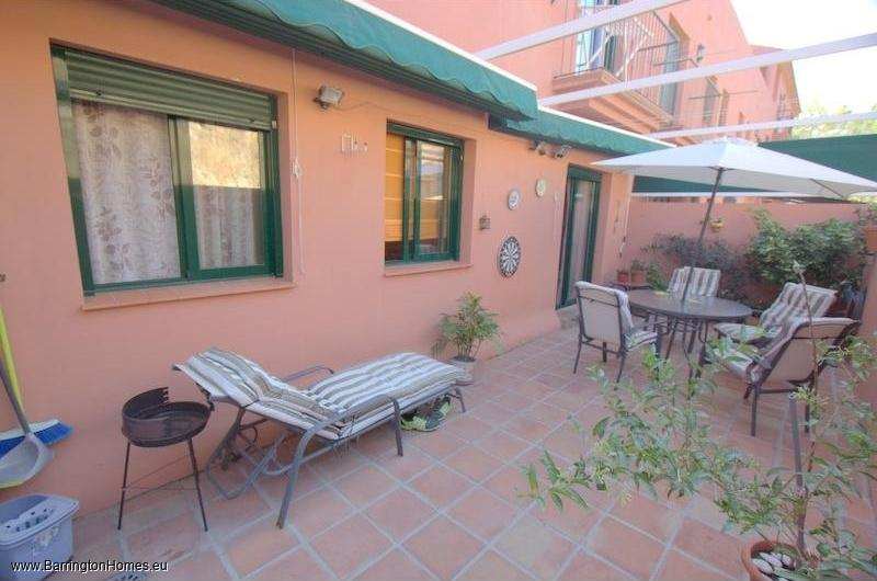 2 Bedroom Apartment, Marina Tropical, Casares Costa. Terrace, Marina Tropical, Casares Costa