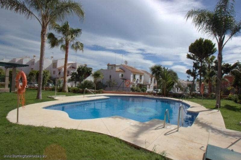 2 Bedroom Apartment, Marina Tropical, Casares Costa. Communal Pool, Marina Tropical, Casares Costa