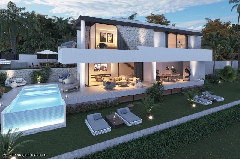 Villa Fusion, Marbella
