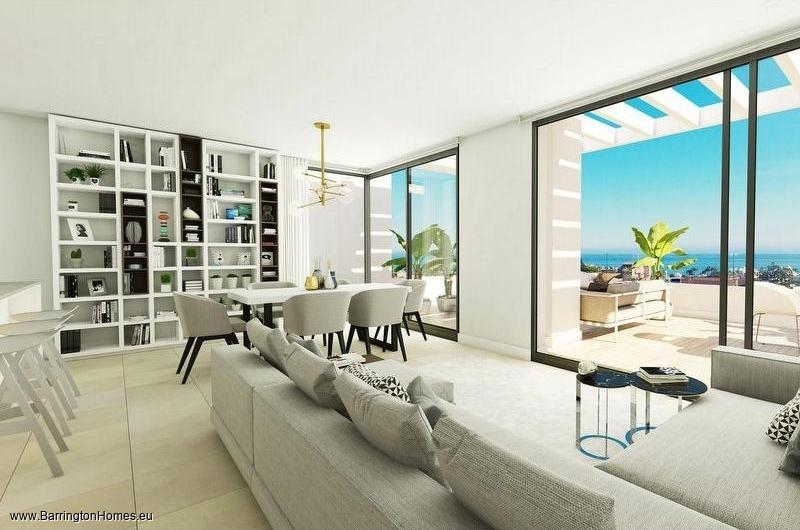 2 & 3 Bedroom Apartment, Las Olas, Estepona.