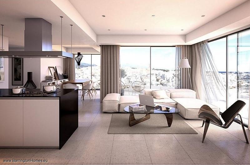 2 & 3 Bedroom Apartments, Residencial Infinity, Estepona.