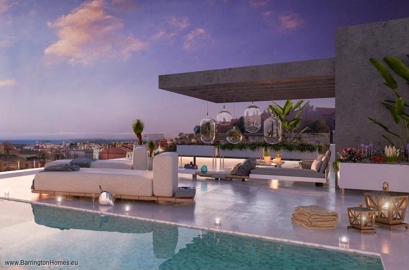 2 & 3 Bedroom Apartments, El Campanario Hills, Estepona.