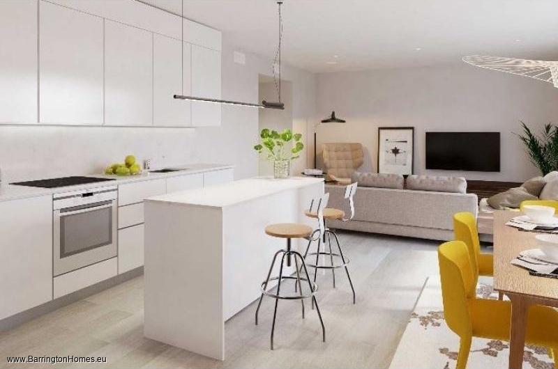 2, 3 & 4 Bedroom Apartments, Cancelada, Estepona.