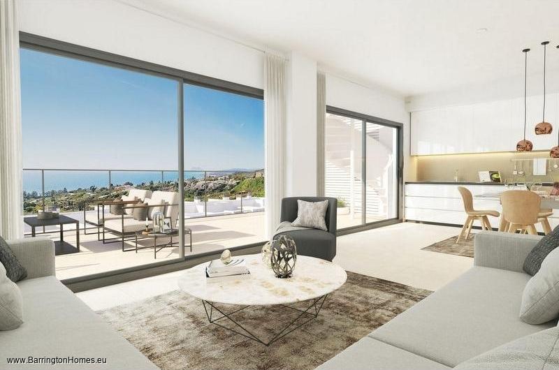 2 & 3 Bedroom Apartments, Bahia de las Rocas, Duquesa.
