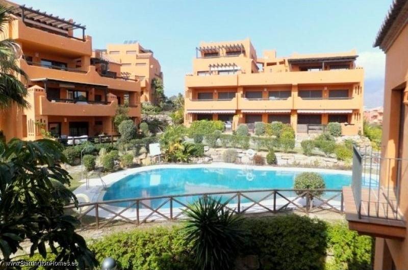 Jardines de Nueva Galera, Estepona