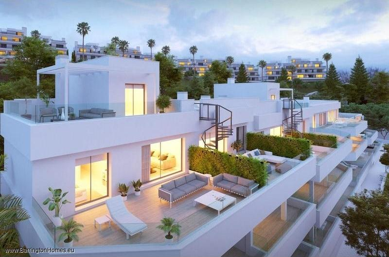 2 & 3 Bedroom Properties, Cancelada, Estepona.