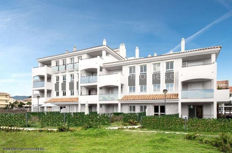 2 & 3 Bedroom Apartments, Amphora Beach Residence, Duquesa.