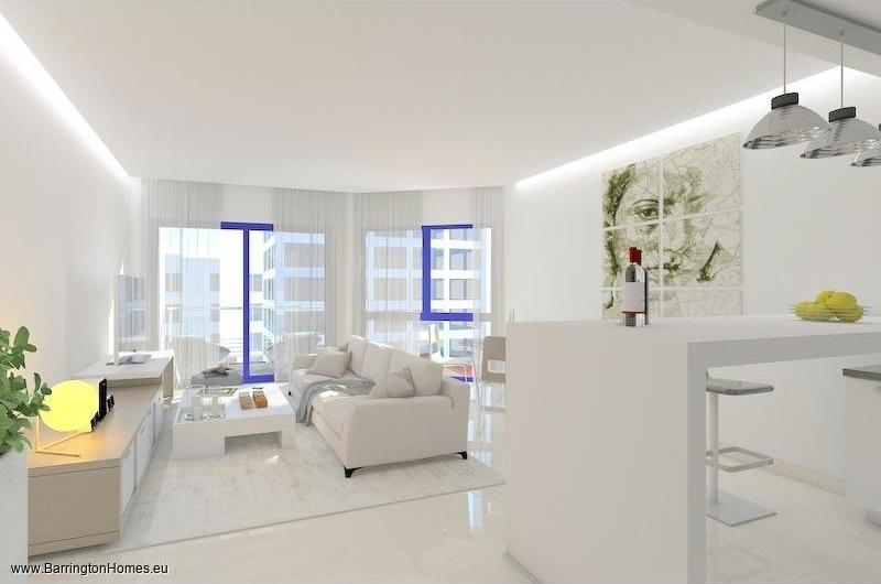 2 & 3 Bedroom Apartments, Estepona Central, Estepona.