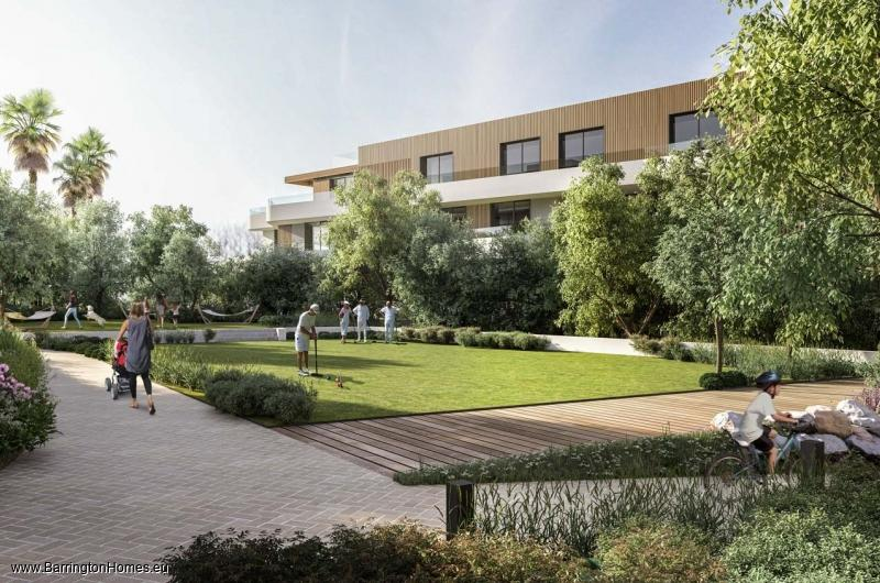 2, 3 & 4 Bedroom Luxury Apartments, La Reserva, Sotogrande.