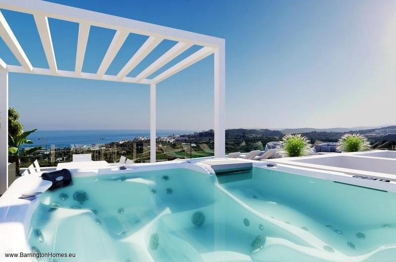 2, 3 & 4 Bedroom Luxury Apartments, La Gaspara, Estepona.