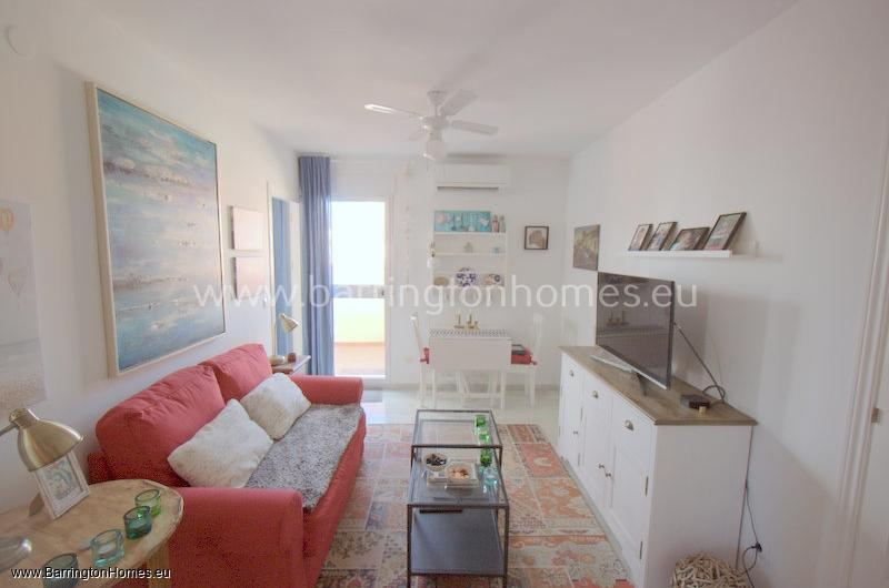 2 Bedroom Penthouse, La Noria, Sabinillas.