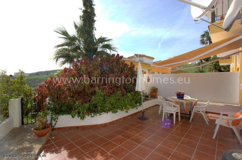 3 Bedroom End Townhouse, Dona Pilar, Manilva.