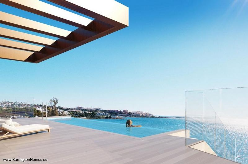 2 & 3 Bedroom Luxury Apartments, The Sapphire, Estepona.
