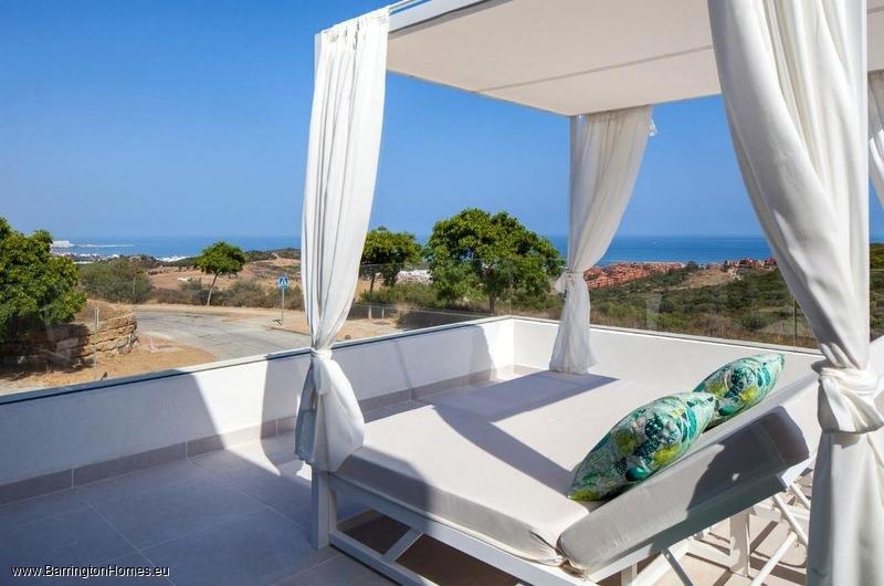 2 & 3 Bedroom Apartments, Terrazas de Cortesin Seaviews, Casares Costa.