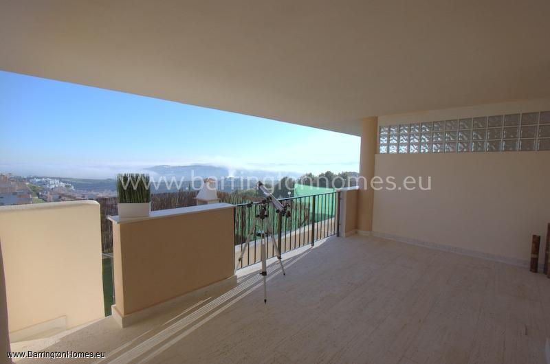 3 Bedroom Apartment, Hacienda Casares, Casares Costa.