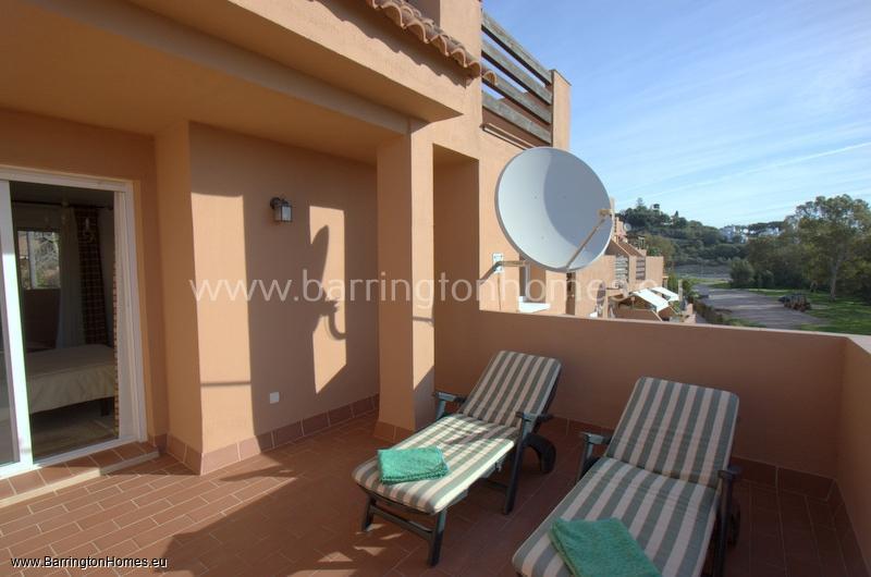 3 Bedroom Apartment, Paraiso de la Bahia, Casares Costa.