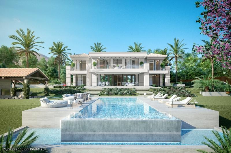5 Bedroom Luxury Villa, Los Flamingos, Benahavis.