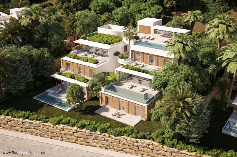 2,3 & 4 Bedroom Luxury Properties, Finca Cortesin, Casares Costa.