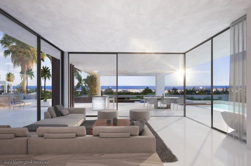 4 Bedroom Luxury Villas, Cancelada, Estepona.