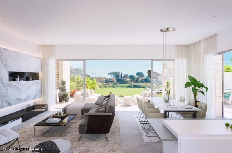 3 & 4 Bedroom Luxury Homes, Guadalmina, Marbella.