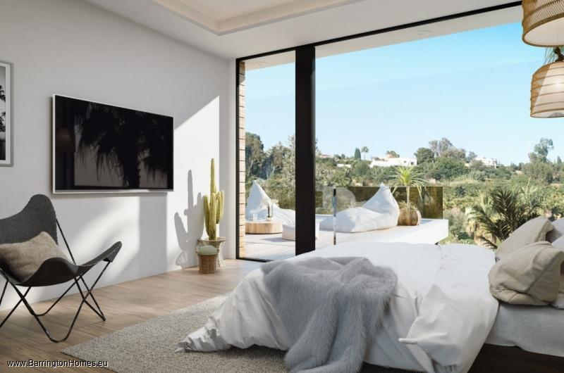 4 Bedroom Luxury Villas, El Campanario, Estepona.