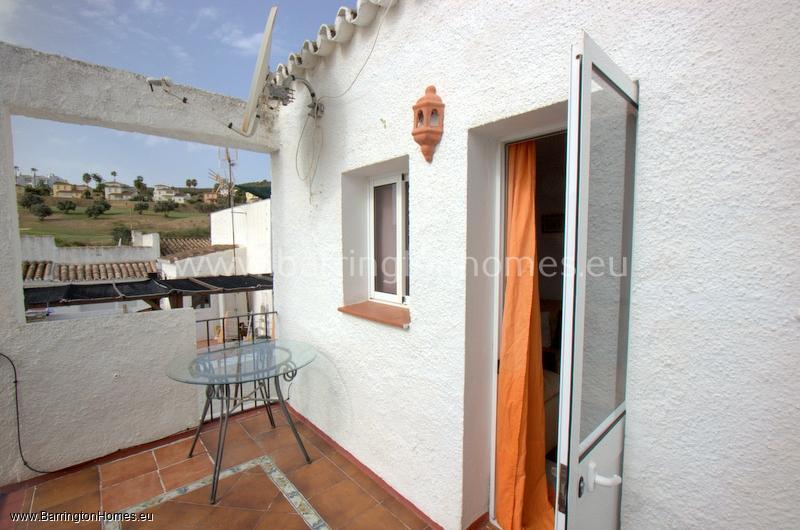 1-2 Bedroom Penthouse, Pueblo Mexicano, Duquesa.