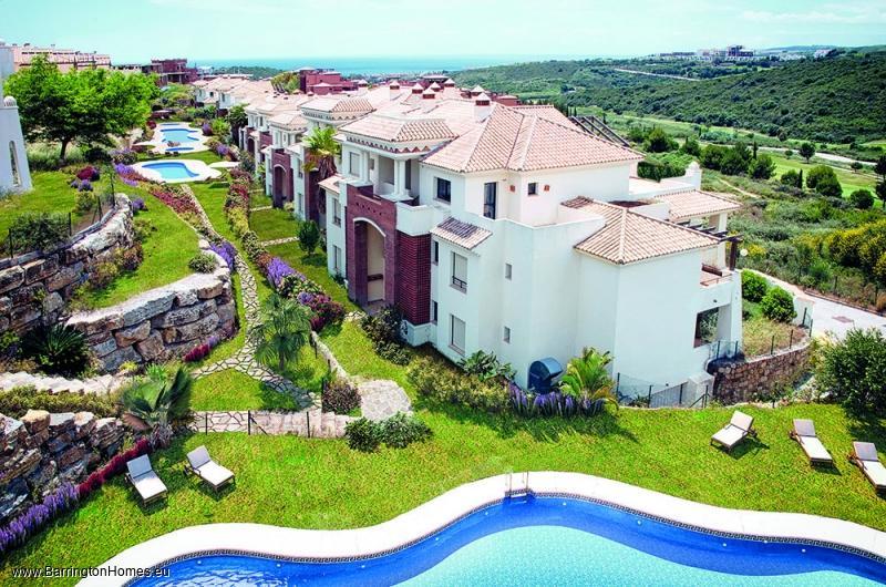 2 & 3 Bedroom Apartments, Casares Costa Golf, Casares Costa.