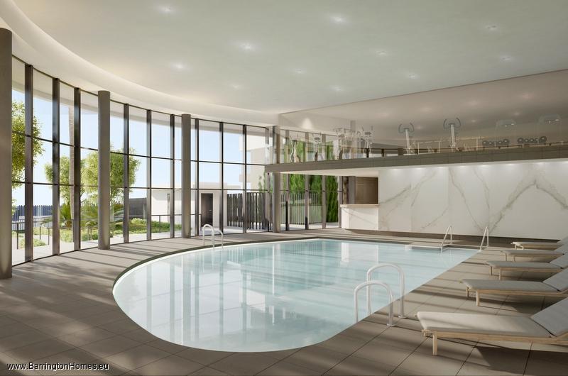 1,2,3 & 4 Bedroom Apartments, Las Mesas, Estepona.