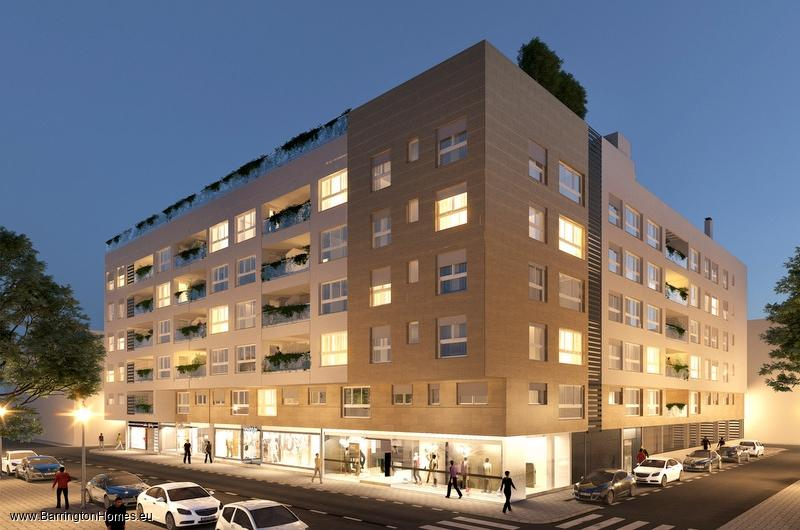 1-3 Bedroom Apartments, Central Estepona, Estepona.