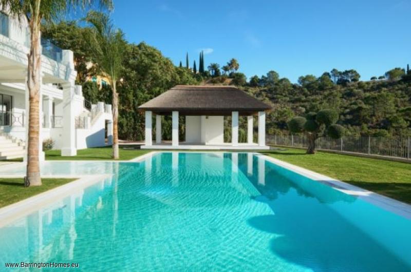 5 Bedroom Luxury Villa, El Madronal, Benahavis, Marbella.